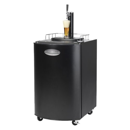 TRUE TDD-1 Draft Beer Cooler 1 Keg, 115v