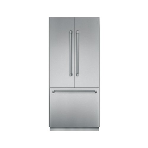 Image Result For Inch Built In Refrigerator French Door