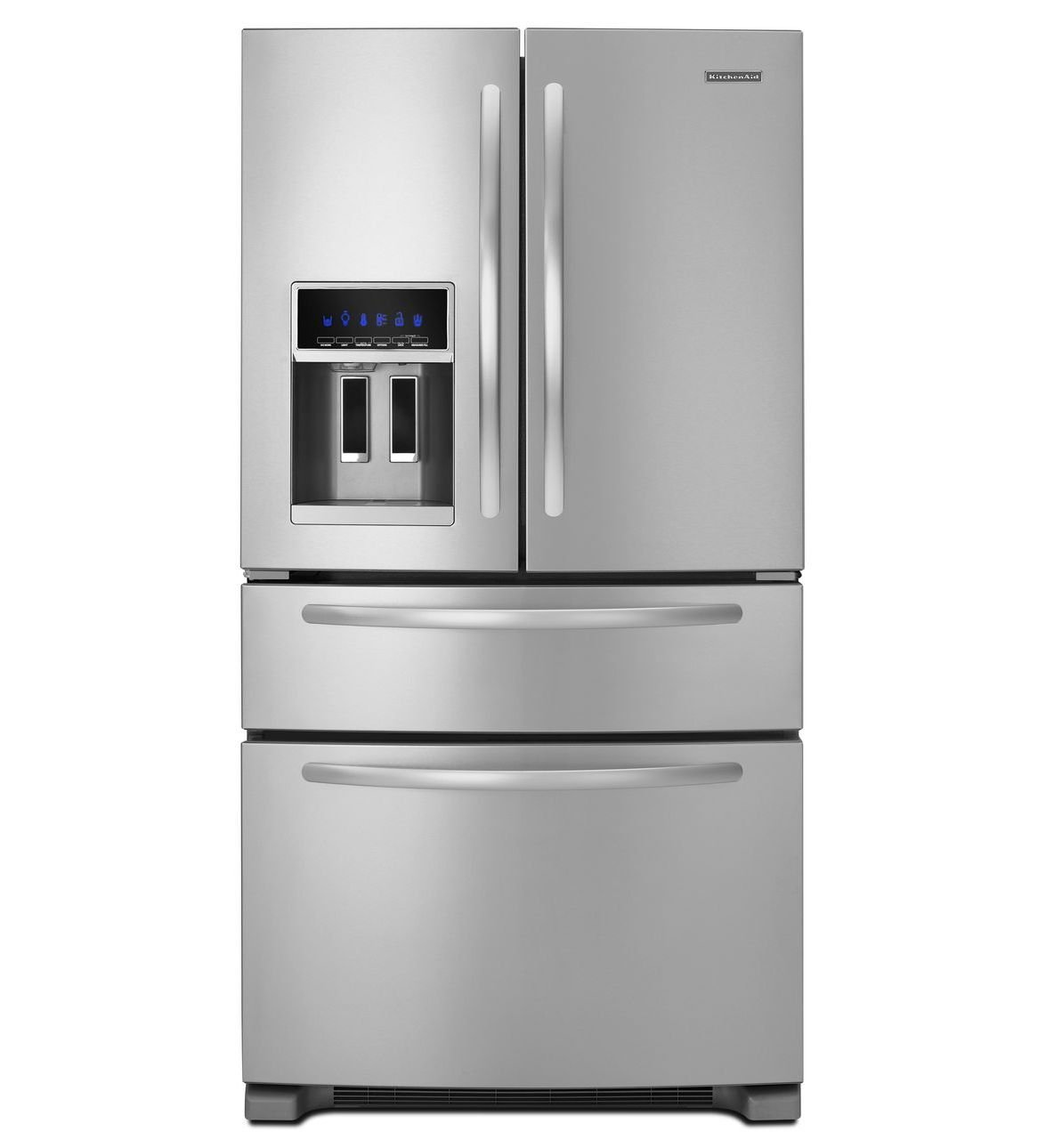 Best Buy Kitchen Aid Refridgerator  Inch