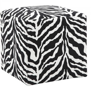 5 Best Zebra Ottoman No Drab Room Any More Tool Box