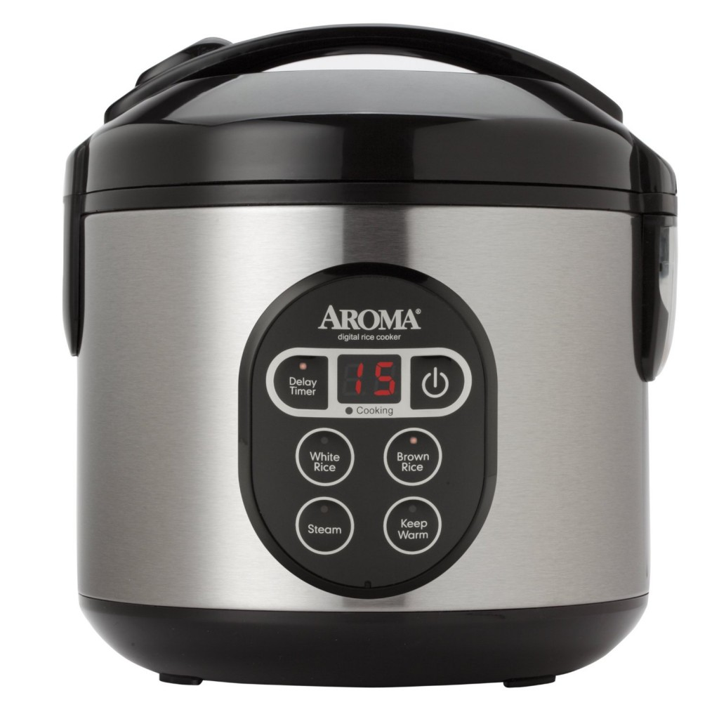 Aroma Digital Rice Cooker and Food Steamer