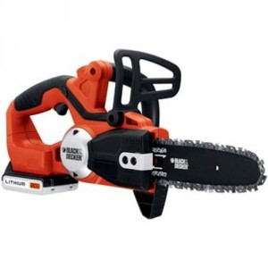 Black & Decker LCS120 20-volt MAX Lithium Cordless Chainsaw