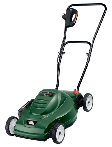 Black & Decker LM175 Push Lawnmower