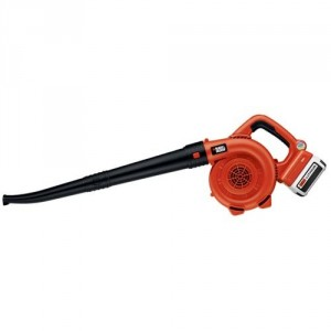 Black and Decker 36V Lithium Ion Sweeper