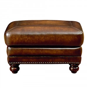 5 Best Brown Leather Ottoman Gives An Elegant And Useful