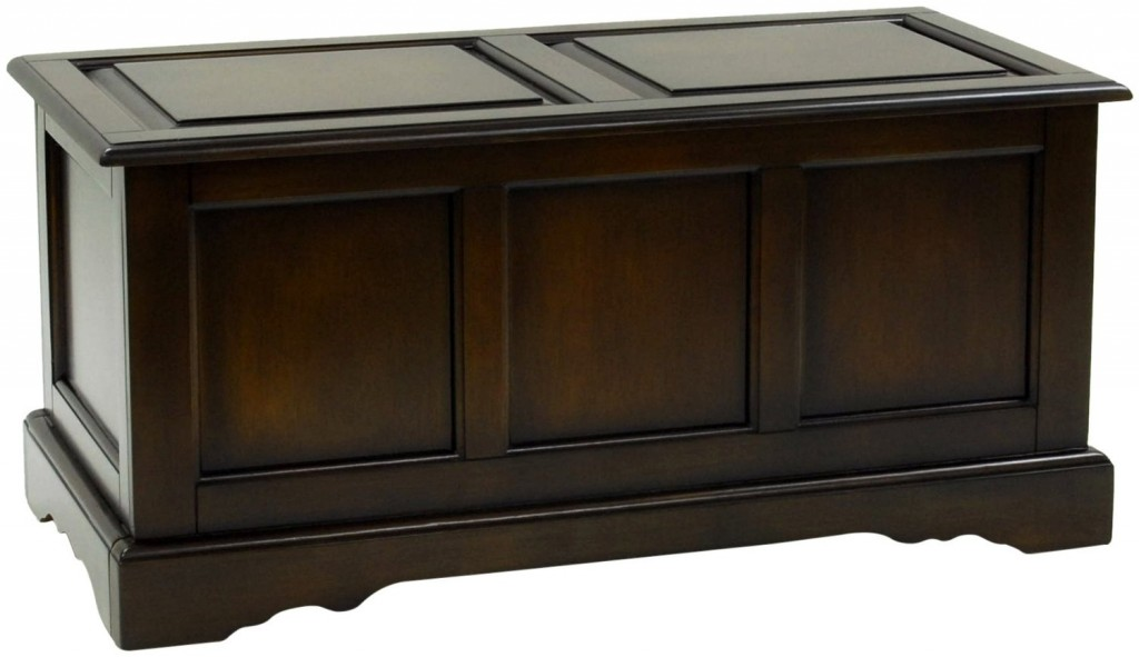 Chestnut Camden Blanket Chest