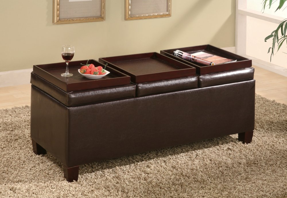 Best Storage Ottoman Coffee Table Powerful Coffee Table Tool