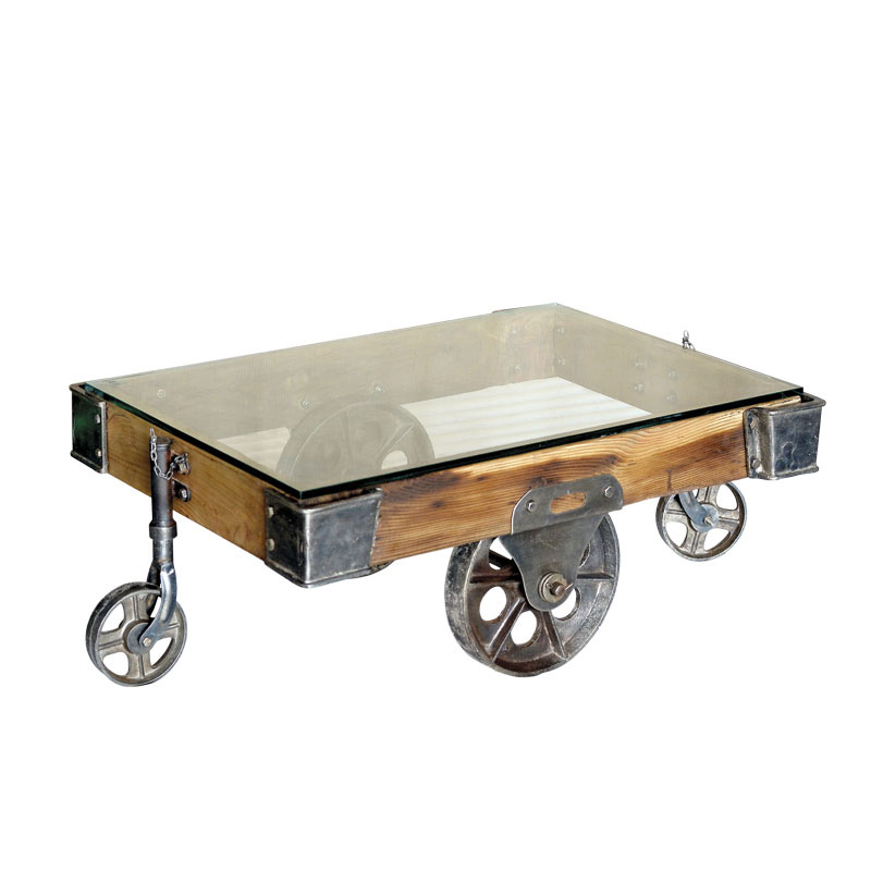 Factory Cart Coffee Tables Tool Box