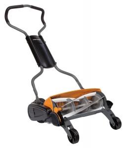 Fiskars 6201 18-Inch Staysharp Max Push Reel Lawn Mower
