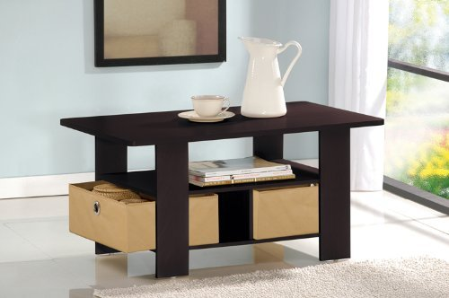 Furinno 11158 Coffee Table