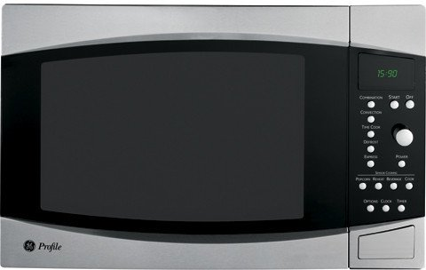 GE PEB1590 1.5 Cu. Ft. Countertop Convection Microwave Oven