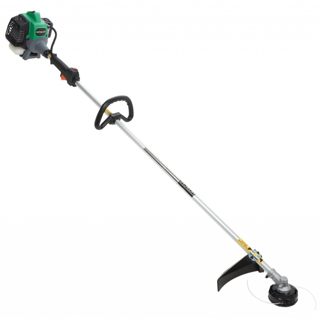 Hitachi CG22EASSLP Gas Powered Lawn Trimmer