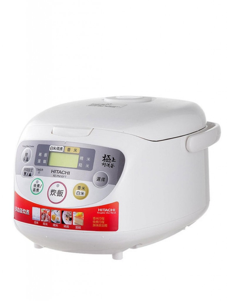 Hitachi Digital Fuzzy Control Rice Cooker
