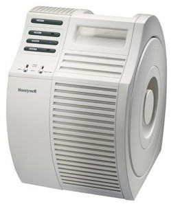 Honeywell Long-Life Pure HEPA QuietCare Air Purifier