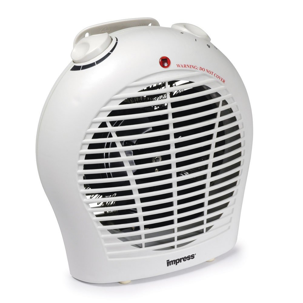 Small Quiet Electric Fans For Wood Stove Blowers : Best floor heater easiest to control tool box