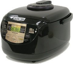 Japanese Rice Cooker for Overseas 220-240v Hitachi Rz-xm18y-bk