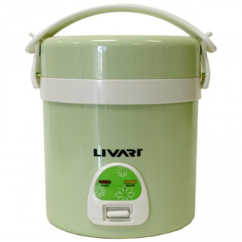 Livart Rice Cooker  Warmer 1 Cup L-001