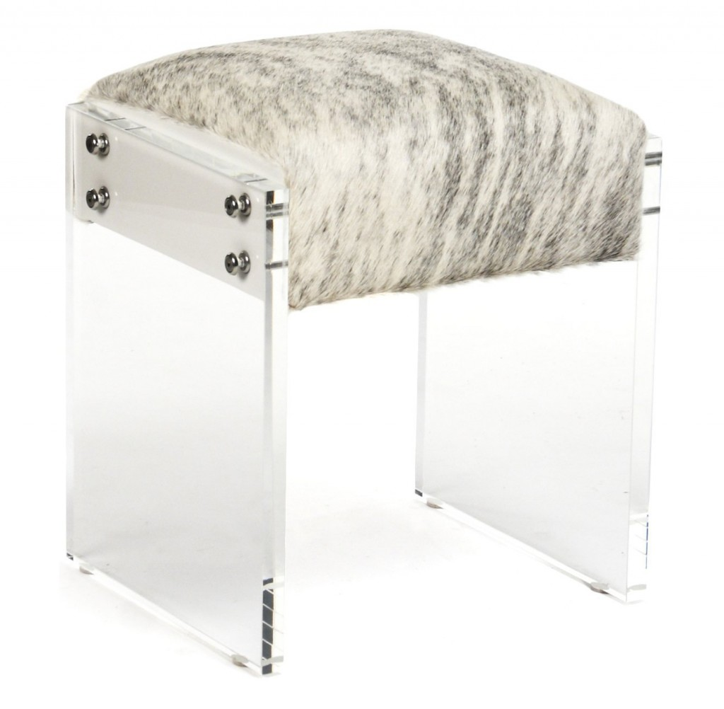 5 Best Cowhide Ottoman A Unique Piece To Your Room