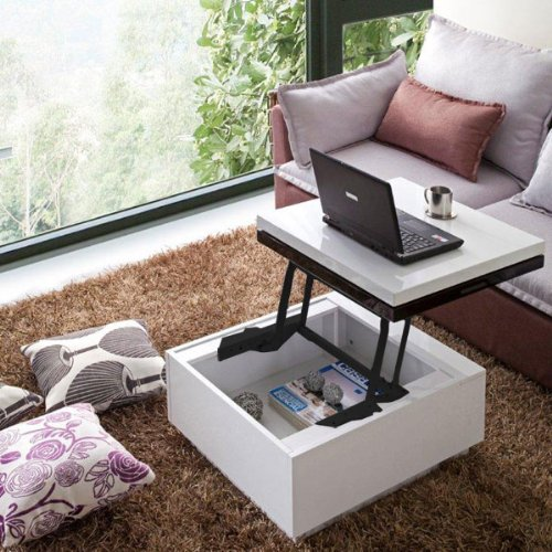 5 Best Black Gloss Coffee Tables – Morden Home Art