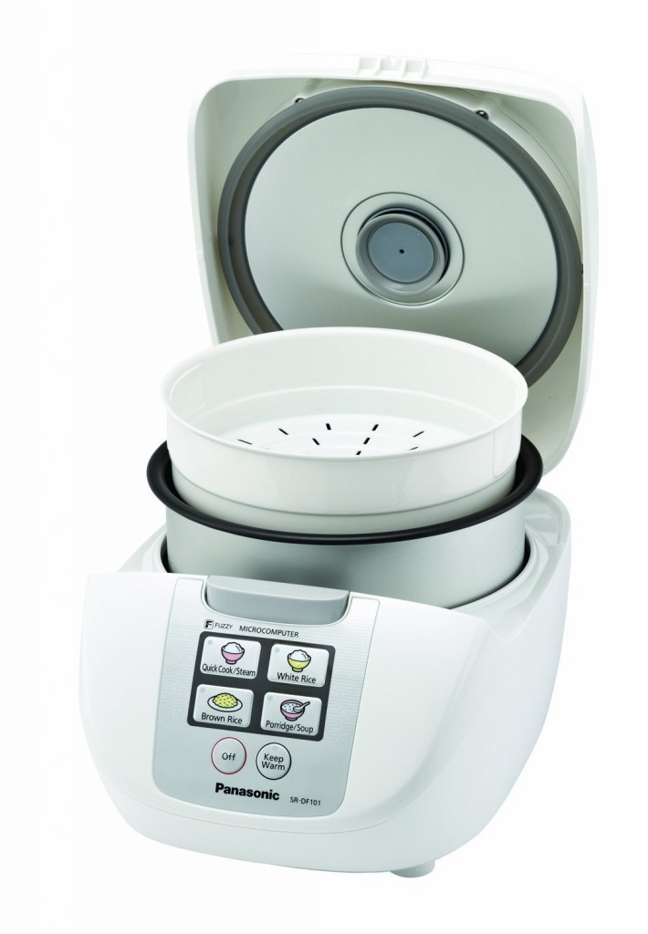 Panasonic One Touch Fuzzy Logic Rice Cooker