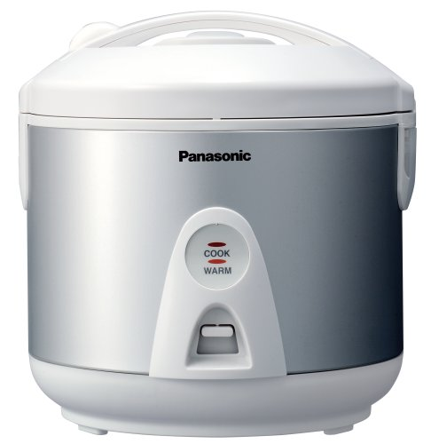 Panasonic Rice Cooker Warmer Steamer with Domed Lid