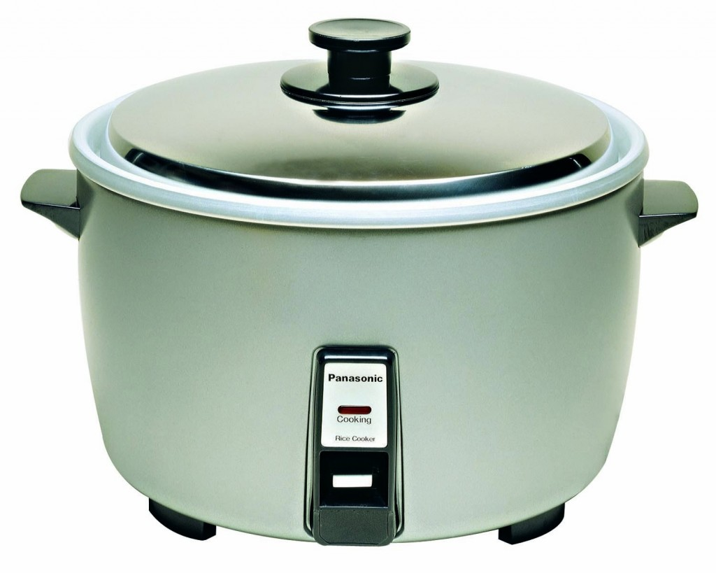 Panasonic SR-42HZP 23-cup (Uncooked) Commercial Rice Cooker