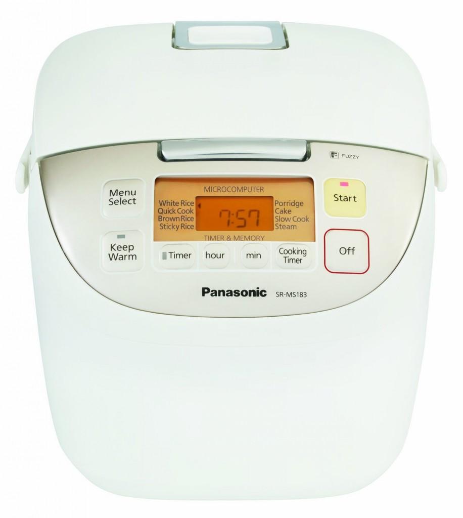 Panasonic SR-MS183 10-Cup