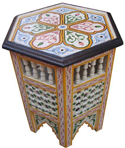 Perseus Moroccan Table