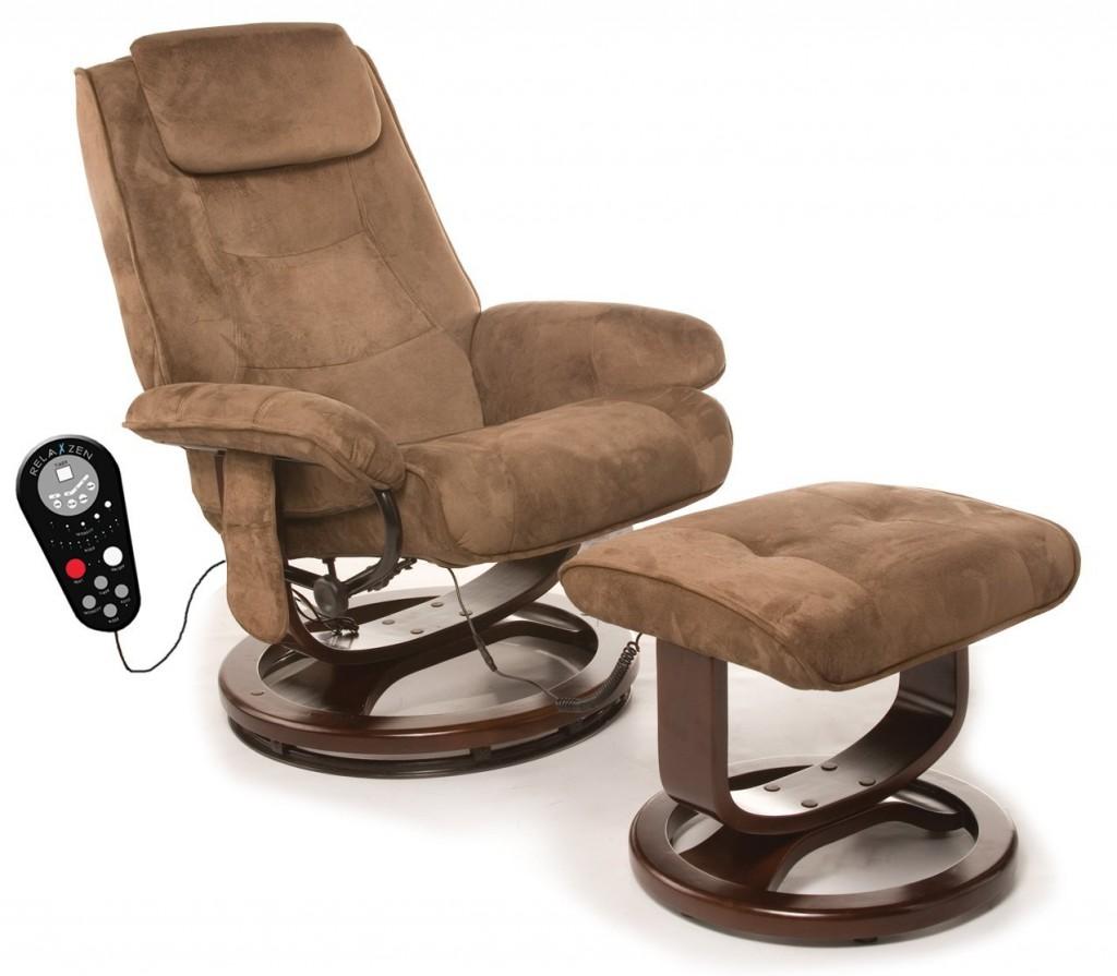 Relaxzen 60-078011 Leisure Massage Reclining Chair