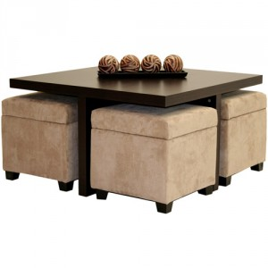 Good Storage Ottoman Coffee Table