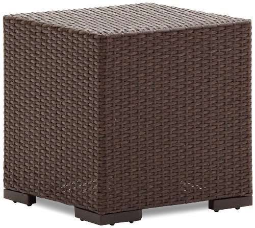 Best Wicker Coffee Tables Enjoy The Dozeoff Time Tool Box - All weather wicker side table