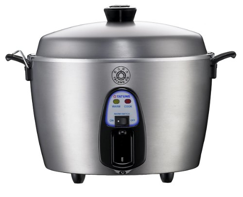 TATUNG TAC-06KN(UD) Stainless Steel Rice Cooker