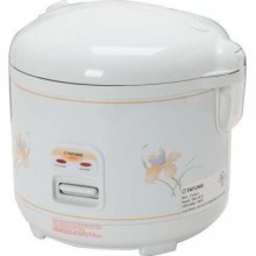 Tatung TRC-6UD White 5.5 Cup Electronic Rice Cooker