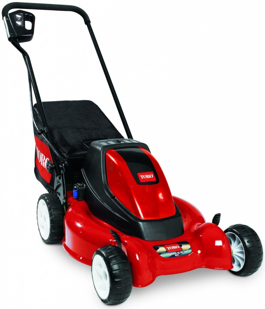 Toro 20360 Electric Push Mower