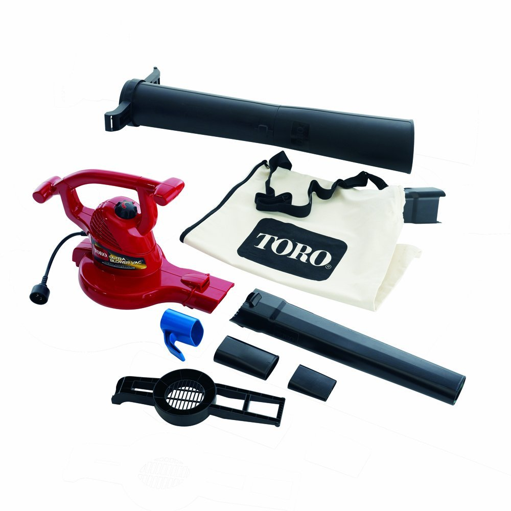 Toro Electric Leaf Blower : Best leaf blowers — keep your yard charming even in the