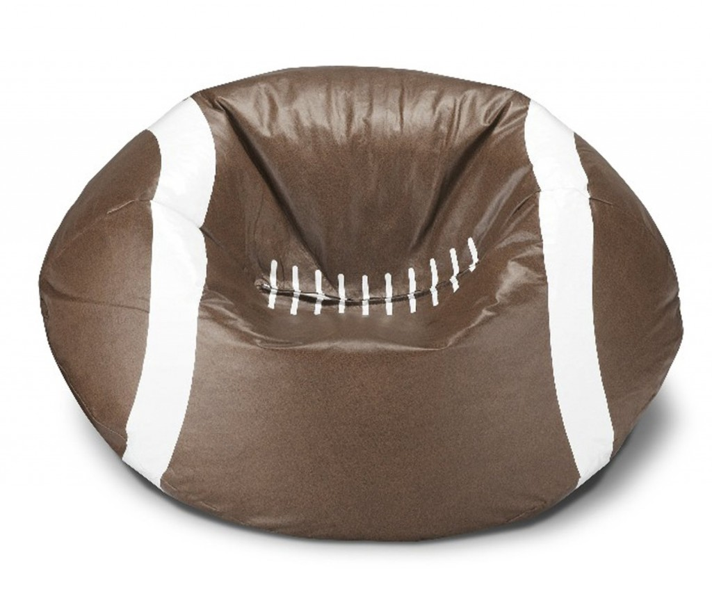 Ace Bayou Sport Themed Round Small Bean Bag