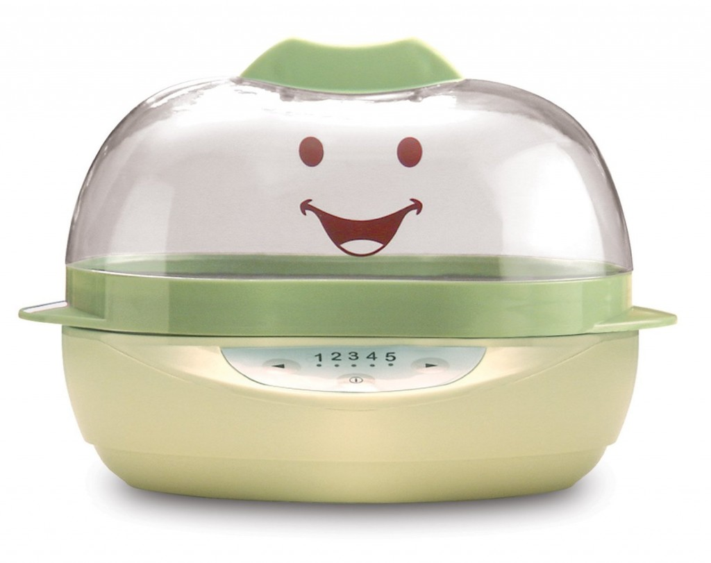 Baby Bullet BSR-0801M Turbo Food Steamer