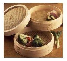 Bamboo Steamer Baskets