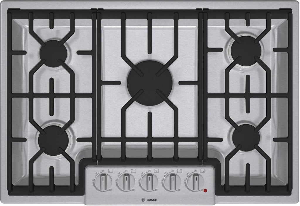 Bosch Series NGM8054UC Gas Cooktop