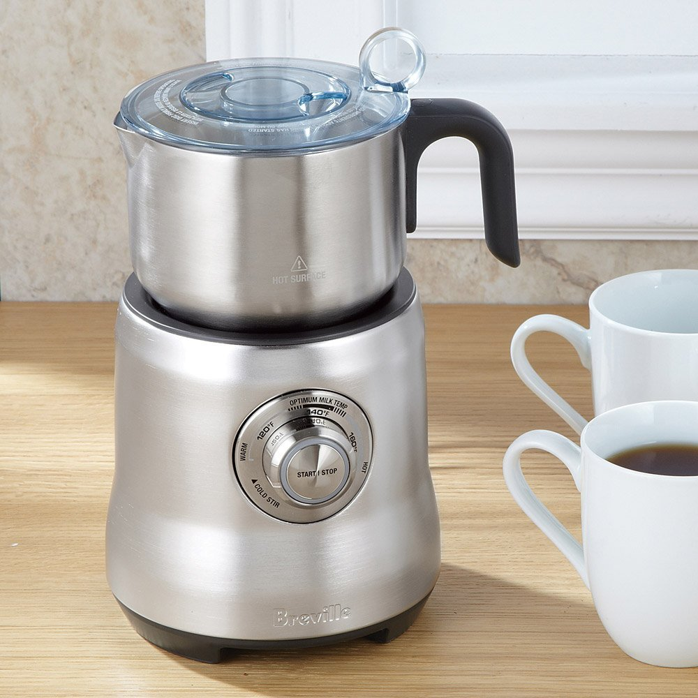 Breville Coffee Maker Dishwasher Safe : 5 Best Milk Steamer Frother You will love them Tool Box