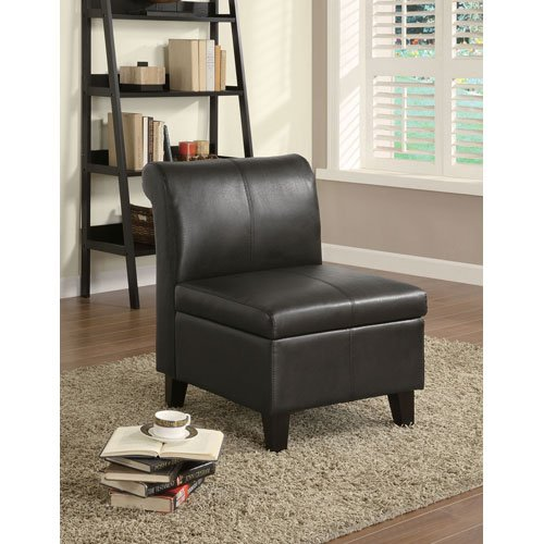 Coaster 900270 Armless Stationary Chair