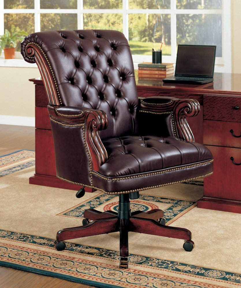Coaster Traditional Executive Office Chair