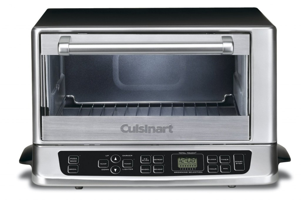 Cuisinart TOB-155 Toaster Oven Broiler, Stainless