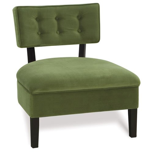 Curves Button Chair