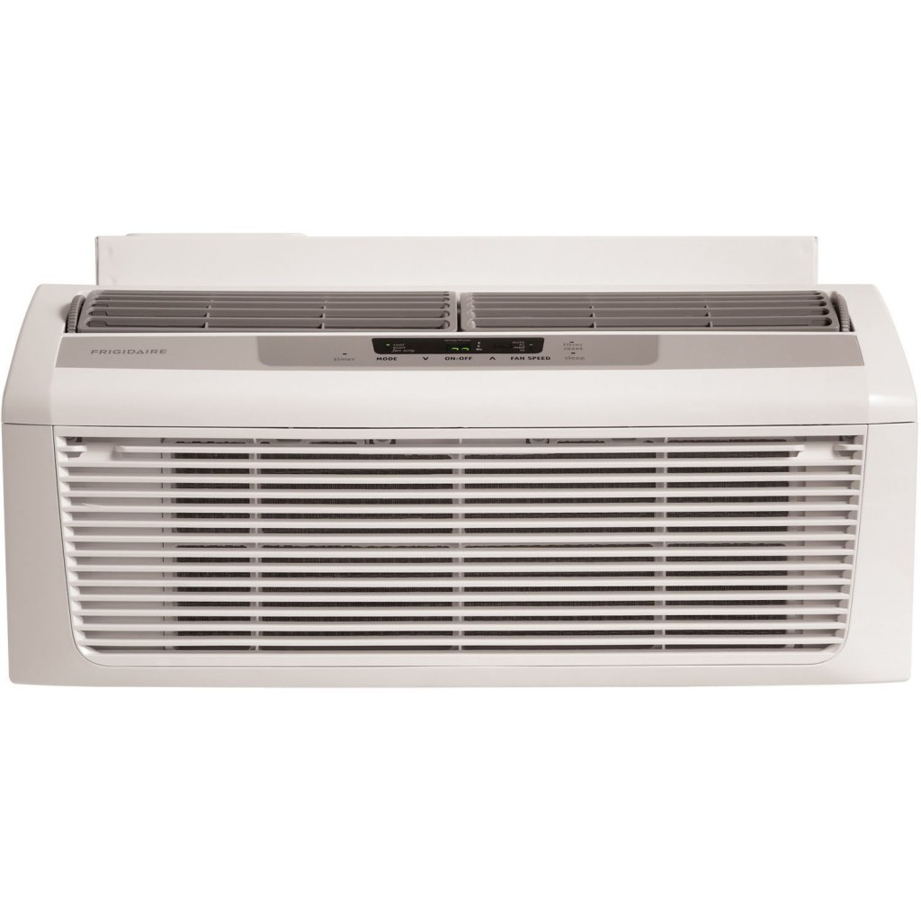 Best Casement Window Air Conditioners With Mini Size Tool Box #4A5930