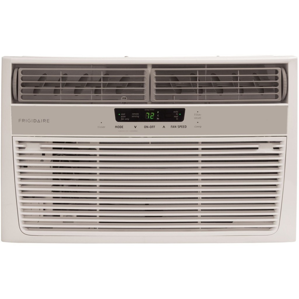 Frigidaire FRA065AT7 6000-BTU Mini Compact Window Air Conditioner
