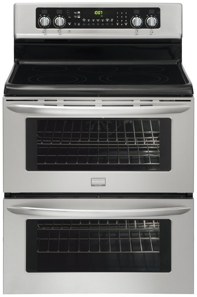 how to fix electric range oven
