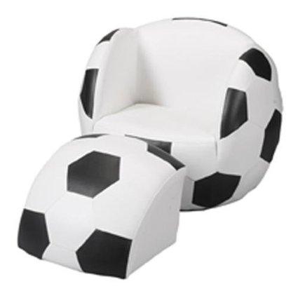 Gift Mark Chair and Ottoman