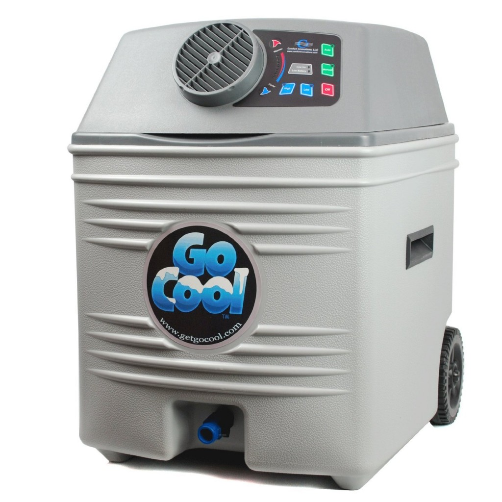 GoCool 12V Portable Semi Truck Cab Air Conditioner