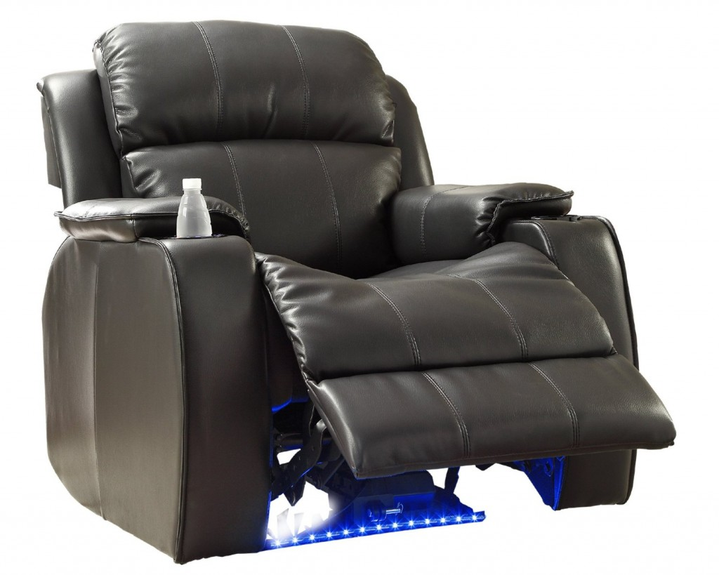 Jason Leather Power Recliner with Massage - 5 Best Electric Recliner Chairs – A Perfect Massager Tool Box